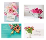 Floral Celebration Anniversary Boxed Cards