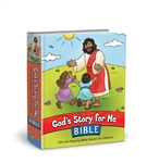 God's Story for Me Bible: 104 Life-Shaping Bible Stories for Children