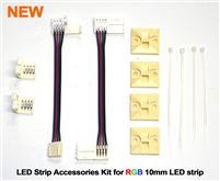 LED Accessories kit for RGB