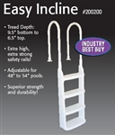 Main Access Easy Incline Deck Entry Ladder (Mfr Part #200200)