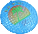 Solar Sun Rings for 12ft x 24ft Oval Above Ground Pools - 6 Solar Rings (Mfr Part SSRA1224)