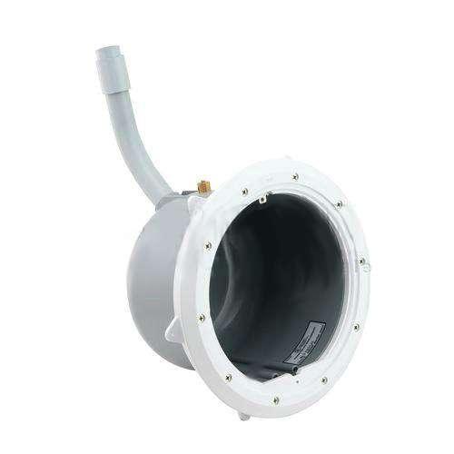 Hayward duraniche light niche for vinyl liner fiberglass pools mfr part sp0607u for Inground swimming pool light fixture