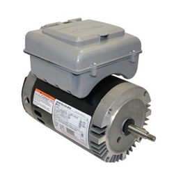 3/4 HP Full Rate Two Speed Motor W/ Timer - Round Flange (B973T, B2973T) 115V