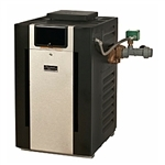 RAYPAK PRO SERIES ASME 408k BTU ELECTRICAL NATURAL GAS HEATER