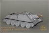 122mm M30S howitzer barrel for the Su-122