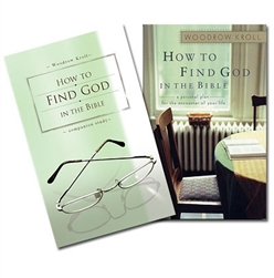 How to Find God in the Bible (Book & Study Guide)