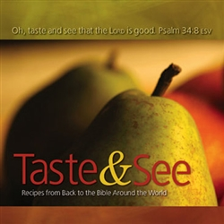 Taste & See Back to the Bible Cookbook