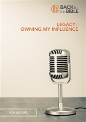 Legacy: Owning My Influence
