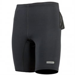 RaceReady Mens LD Compression Running Shorts with Pockets