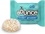 Bounce Protein Balls: COCONUT AND MACADEMIA