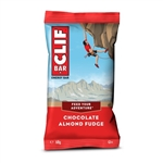 Clif Energy Bar : CHOCOLATE ALMOND FUDGE