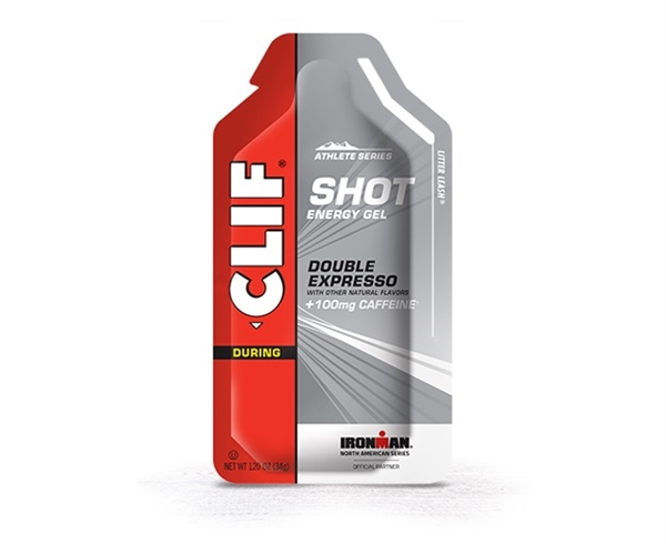 Clif Shot Energy Gels : DOUBLE EXPRESSO