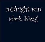 Dirty Girl Gaiters : MIDNIGHT RUN