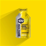 GU Roctane LEMONADE Energy Gels