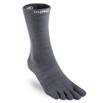 Injinji Performance NuWool LINER Running Socks - Crew