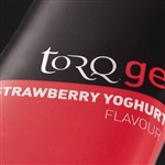 Torq Energy Gels : STRAWBERRY YOGHURT