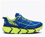 Mens Hoka CHALLENGER ATR Trail Running Shoes - Black / Green Flash