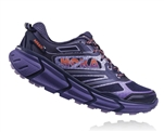 Womens Hoka CHALLENGER ATR 2 Trail Running Shoes - Astral Aura / Lavender