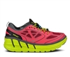 Womens Hoka CONQUEST TARMAC Road Running Shoes - Paradise Pink / Castlerock / Citrus