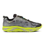 Mens Hoka HUAKA Road Running Shoes - Black / Citrus