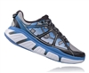Mens Hoka INFINITE Road Running Shoes - Blue Graphite / French Blue