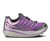Womens Hoka KAILUA TRAIL Running Shoes - Dewberry / Grey / Orchid