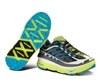 Mens Hoka MAFATE 3 Running Shoes - Lime / Anthracite / White