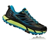 Mens Hoka MAFATE SPEED 2 Trail Running Shoes - Blueprint / Black