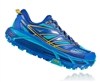 Womens Hoka MAFATE SPEED 2 Trail Running Shoes - Virtual Pink / Neon Fuchsia