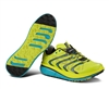 Mens Hoka RAPA NUI 2 TRAIL Running Shoes - Citrus / Cyan / Black