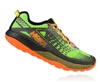 Mens Hoka SPEED INSTINCT 2 Trail Running Shoes - Jasmine Green / Black