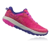 Womens Hoka SPEED INSTINCT Trail Running Shoes - Virtual Pink / Neon Fuchsia