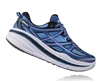 Mens Hoka STINSON 3 LITE Road Running Shoes - True Blue / White