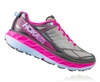 Womens Hoka STINSON ATR 4 Trail Running Shoes - Asphalt / Griffin