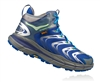 Mens Hoka TOR SPEED 2 WP Mountain Running Shoes - True Blue / Peacoat