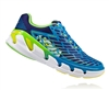 Mens Hoka VANQUISH 3 Road Running Shoes - Blue Aster / Blueprint