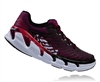 Womens Hoka VANQUISH 3 Road Running Shoes - Grape Juice / Virtual Pink