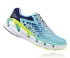 Womens Hoka VANQUISH 3 Road Running Shoes - Blue Topaz / Blueprint