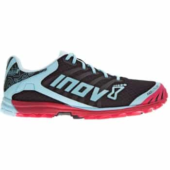 Womens Inov-8 RACE ULTRA 270 Trail Running Shoes - Black / Blue / Berry