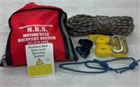 BestRest MRS Motorcycle Recovery System Basic Kit 3:1 Ratio