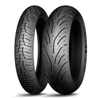Michelin Pilot Road 4 Sport Touring Radial Tires - $185 to $293