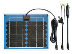 Samlex SC-10 Portable Solar Trickle Charger