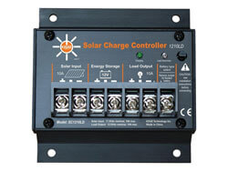 KISAE SC1210LD 10A 12V Charge Controller