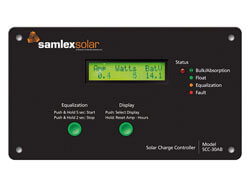 Samlex SCC-30AB Charge Controller