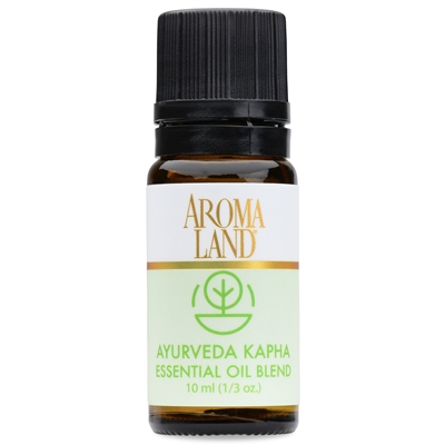Ayurveda Kapha Essential Oil Blend 10ml. (1/3oz.)