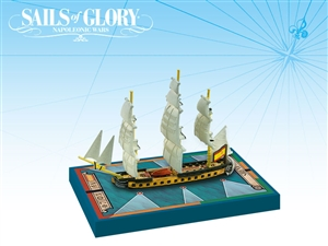 Sails of Glory Ship Pack: Sirena 1793