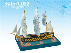 Sails of Glory: Commerce de Bordeaux 1784 Ship Pack