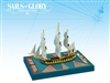 Sails of Glory: Embuscade 1798 Ship Pack