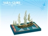 Sails of Glory: HMS Orpheus 1780 Ship Pack