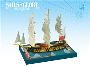 Sails of Glory: HMS Zealous 1785 Ship Pack